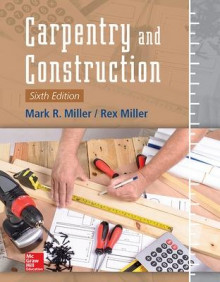 Carpentry and Construction av Rex Miller (Heftet)