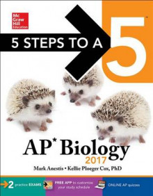 5 Steps to a 5: AP Biology 2017 av Mark Anestis og Kellie Ploeger Cox (Heftet)