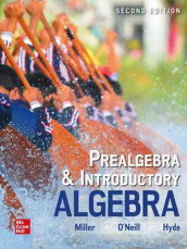 Prealgebra & Introductory Algebra av Nancy Hyde, Julie Miller og Molly O'Neill (Heftet)