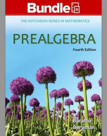 Loose Leaf Prealgebra with Aleks 360 52 Weeks av Stefan Baratto (Perm)