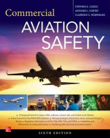 Omslag - Commercial Aviation Safety, Sixth Edition
