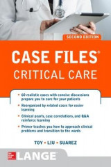 Omslag - Case Files Critical Care, Second Edition