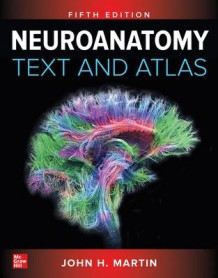 Neuroanatomy Text and Atlas, Fifth Edition av John Martin (Heftet)
