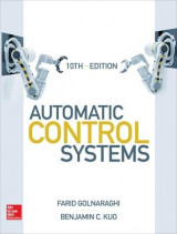 Omslag - Automatic Control Systems, Tenth Edition