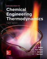 Omslag - Introduction to Chemical Engineering Thermodynamics