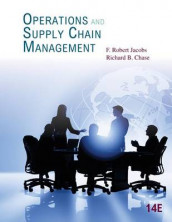 Operations and Supply Chain Management with Connect av Richard B Chase og F Robert Jacobs (Blandet mediaprodukt)