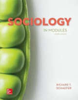 Omslag - Sociology in Modules