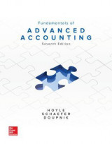 Omslag - Fundamentals of Advanced Accounting