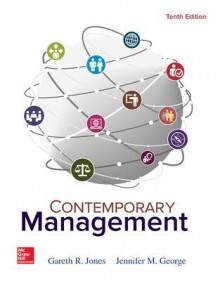 Contemporary Management av Gareth Jones og Jennifer George (Innbundet)
