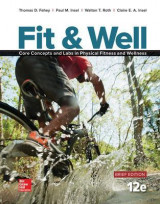Omslag - Fit & Well Brief Edition: Core Concepts and Labs in Physical Fitness and Wellness, Loose Leaf