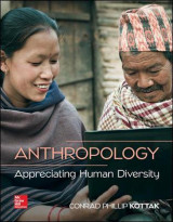 Omslag - Loose Leaf for Anthropology: Appreciating Human Diversity