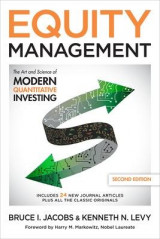 Omslag - Equity Management: The Art and Science of Modern Quantitative Investing