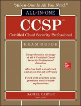 Omslag - CCSP Certified Cloud Security Professional All-in-One Exam Guide