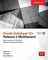 Omslag - Oracle Database 12c Release 2 Multitenant