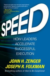 Omslag - Speed: How Leaders Accelerate Successful Execution