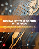 Omslag - Digital System Design with FPGA: Implementation Using Verilog and VHDL