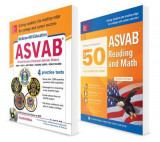 Omslag - McGraw-Hill Education ASVAB 2-Book Value Pack