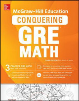 Omslag - McGraw-Hill Education Conquering GRE Math