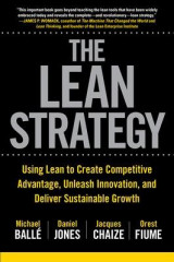 Omslag - Lean Strategy