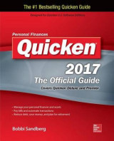 Omslag - Quicken 2017 the Official Guide