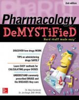 Omslag - Pharmacology Demystified. 2e