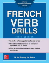 Omslag - French Verb Drills
