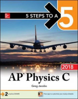 Omslag - 5 Steps to a 5: AP Physics C 2018