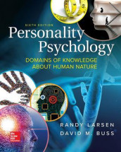 Personality Psychology: Domains of Knowledge About Human Nature av David M. Buss og Randy J. Larsen (Innbundet)