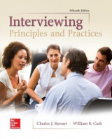 Omslag - Interviewing: Principles and Practices