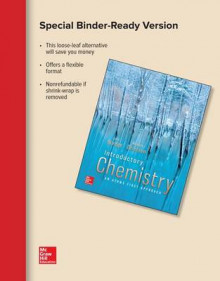 Loose Leaf for Introductory Chemistry: An Atoms First Approach av Julia Burdge og Michelle Driessen (Perm)