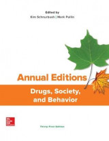 Omslag - Annual Editions: Drugs, Society, and Behavior