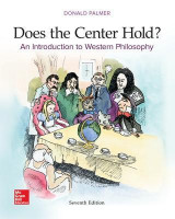 Omslag - INSTRUCTOR'S EDITION DOES CENTER HOLD?: INTRO WEST PHIL