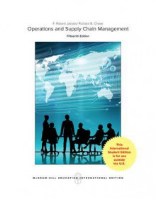 Operations and Supply Chain Management av Jacobs (Heftet)