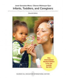 INFANTS TODDLERS & CAREGIVERS:CURRICULUM RELATIONSHIP av Janet Gonzalez-Mena (Heftet)