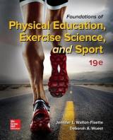 Omslag - FOUN OF PHYSICAL EDUCATION, EXERCISE SCIENCE, and SPORT