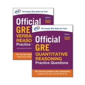 Official GRE Value Combo av Educational Testing Service (Heftet)