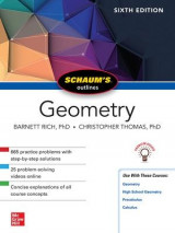 Omslag - Schaum's Outline of Geometry, Sixth Edition