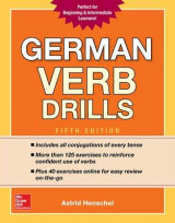 Omslag - German Verb Drills