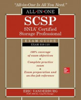 Omslag - SCSP SNIA Certified Storage Professional All-in-One Exam Guide (Exam S10-110)