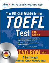 The Official Guide to the TOEFL Test with DVD-ROM, Fifth Edition av Educational Testing Service (Heftet)