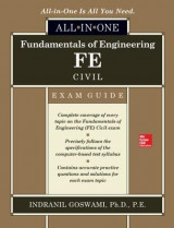Omslag - Fundamentals of Engineering FE Civil All-in-One Exam Guide