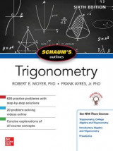 Omslag - Schaum's Outline of Trigonometry, Sixth Edition