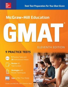 McGraw-Hill Education GMAT av Sandra Luna McCune og Shannon Reed (Heftet)