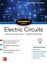 Omslag - Schaum's Outline Of Electric Circuits
