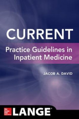 Omslag - CURRENT Practice Guidelines in Inpatient Medicine