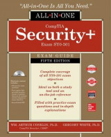 Omslag - CompTIA Security+ All-in-One Exam Guide, Fifth Edition (Exam SY0-501)