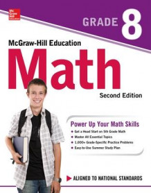 McGraw-Hill Education Math Grade 8, Second Edition av McGraw Hill (Heftet)