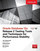 Omslag - Leveraging Oracle Database 12C Release 2 Testing Tools