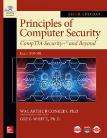 Principles of Computer Security: CompTIA Security+ and Beyond, Fifth Edition av Wm. Arthur Conklin, Greg White, Chuck Cothren, Roger Davis og Dwayne Williams (Heftet)