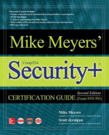 Omslag - Mike Meyers' CompTIA Security+ Certification Guide, Second Edition (Exam SY0-501)